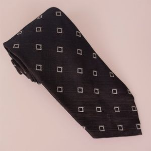 Vintage Patterned Tie from Japan